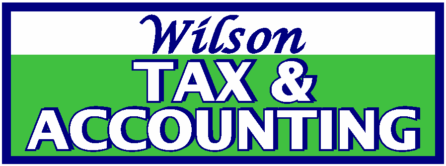 Wilson Tax Accounting Services A Professional Tax And Accounting